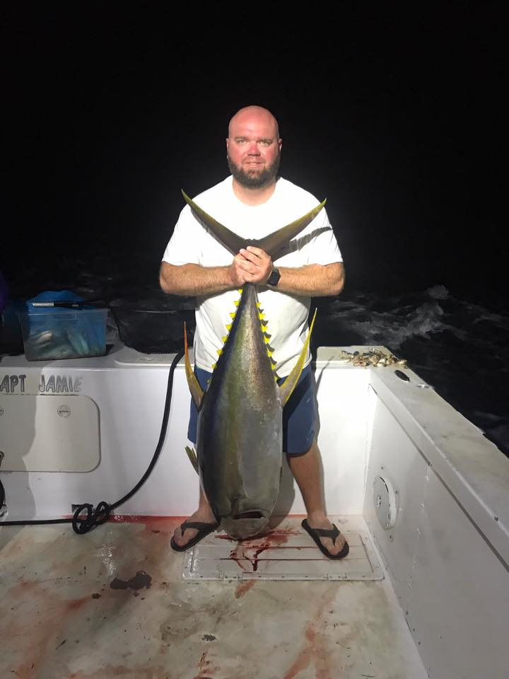 Tuna Fishing Charters in Grand Isle, Louisiana